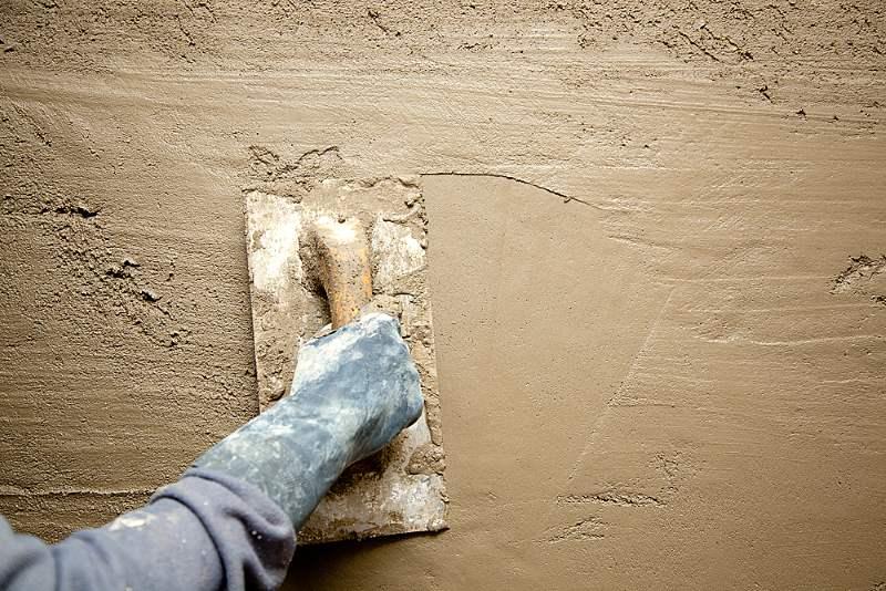 Concrete Plaster